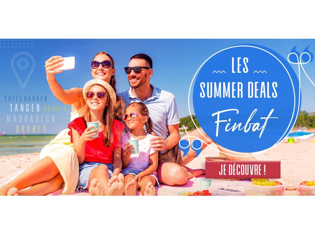 Summer Deals Finbat