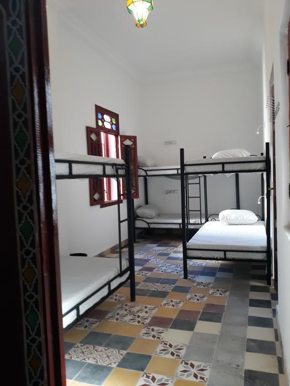 The Riad Hostel Tangier
