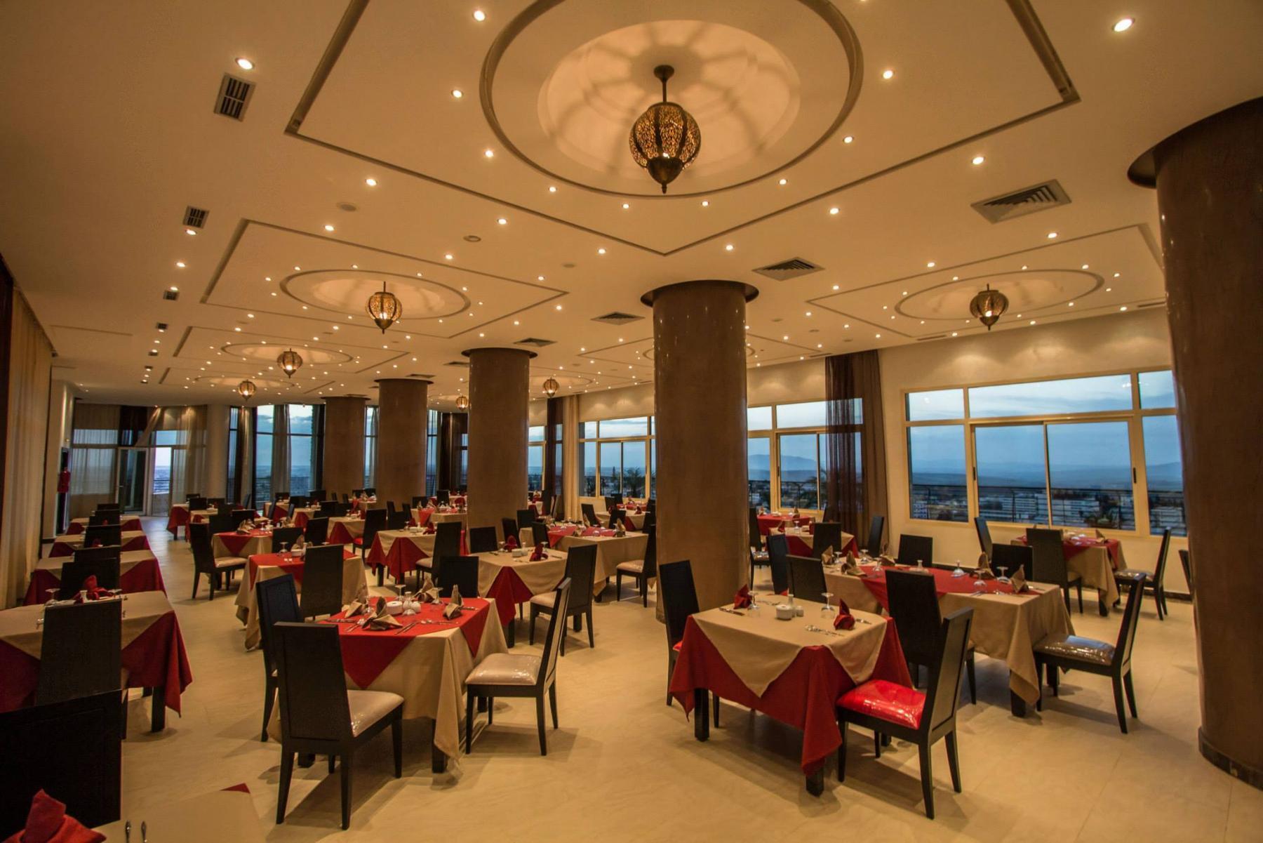 Hotel Tafilalet & Spa