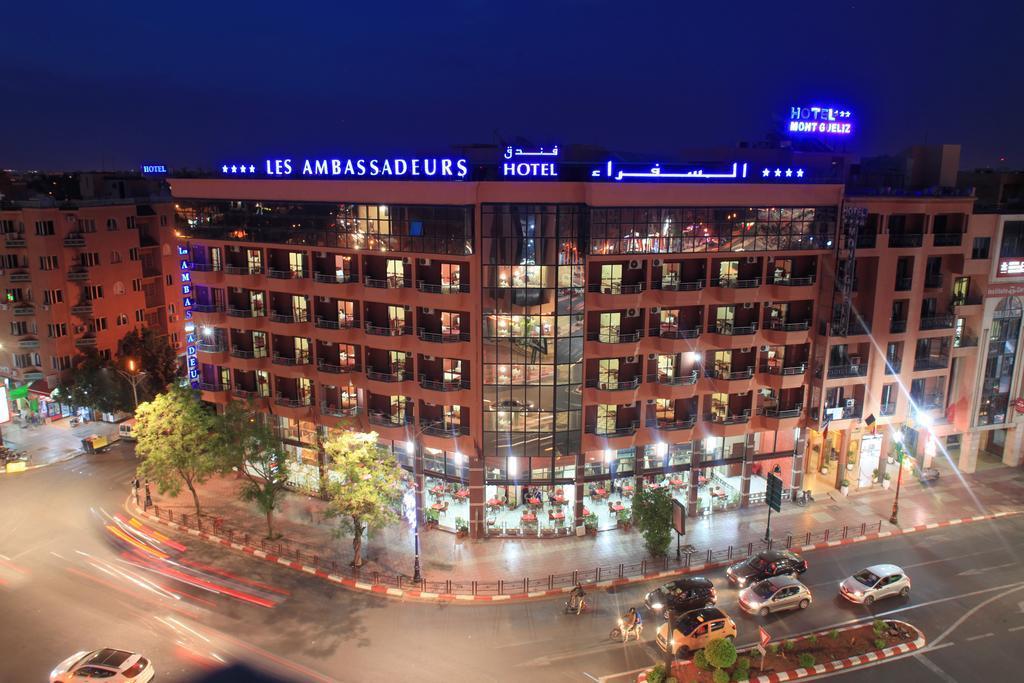 Hôtel Les Ambassadeurs