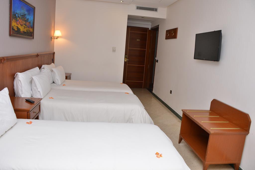 chambre triple de luxe