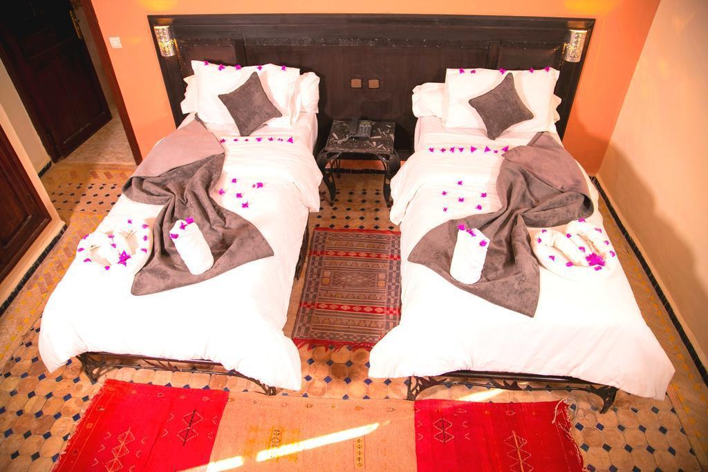 Chambre Double Riad